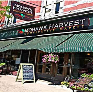 Mohawk Harvest Co-Operative Store in Gloversville, N.Y.