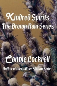 Draft front cover: Kindred Spirits