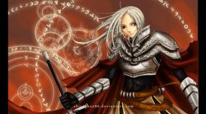 Warrior Empress by shirogane90 via www.deviantart.com