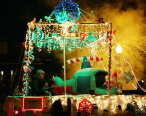 From this year's Electric Light Parade