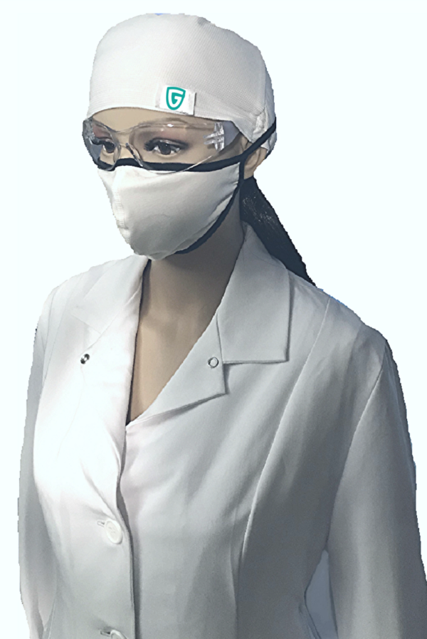 Anti-Microbial Face Mask