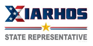 Steven Xiarhos for State Representative Logo