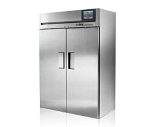 Laboratory Freezer and refrigerator.