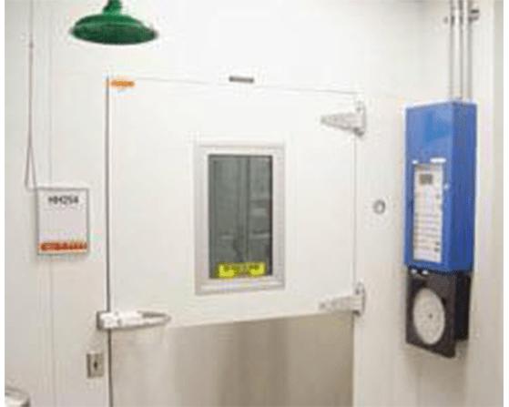 Laboratory Warm Rooms.