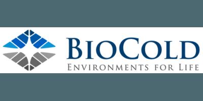 Biocold company logo.
