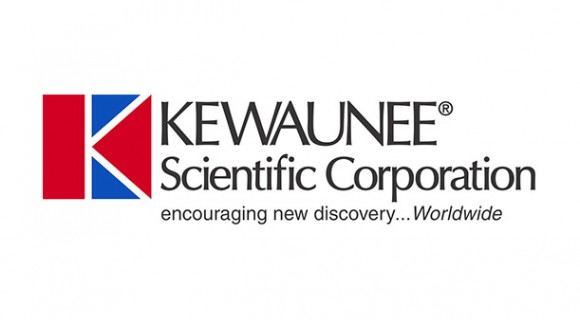 Kewaunee scientific logo.