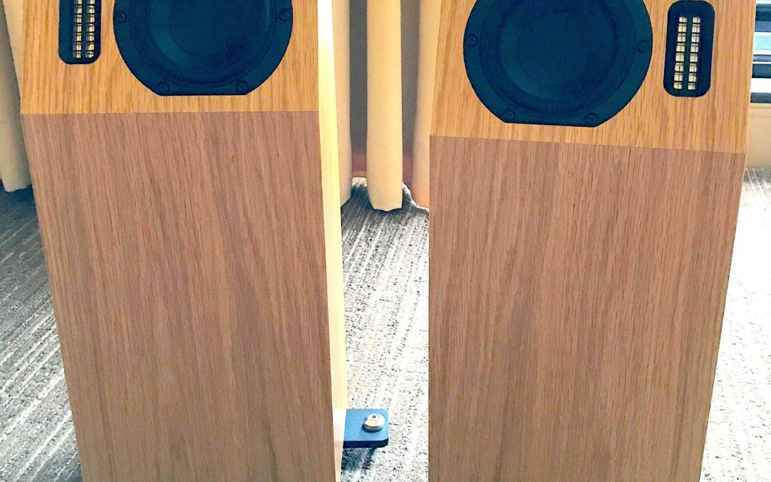 A Closer Look at the Neat Iota ALPHA Feet