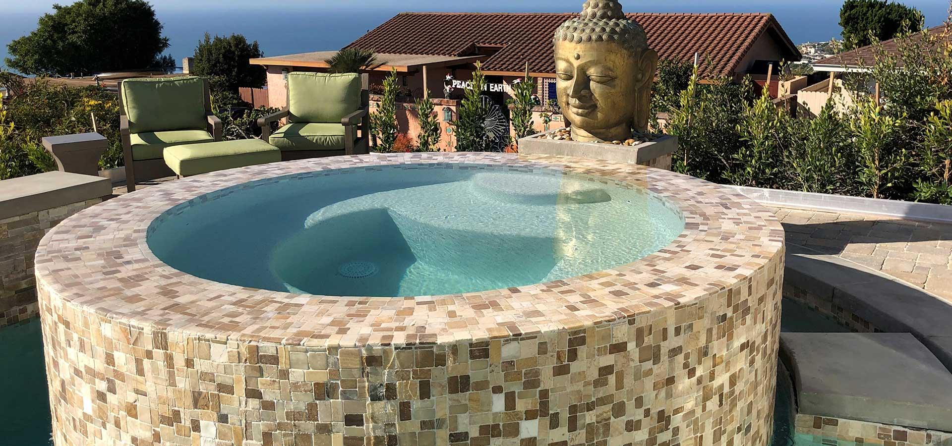 Zen Paradise HomePage-Mosiac Tile Sld2