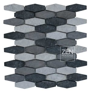 Zen Paradise Honeycomb -Mountain Mix tile