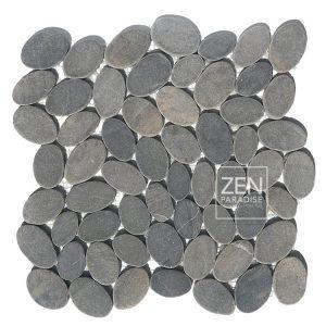 Zen Paradise Bulan Dark Grey Marble Tile