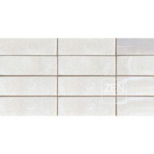 Zen Paradise 2x6 subway tile onyx