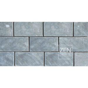 Zen Paradise 3x6 subway tile dark grey marble