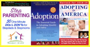 Randall Hicks Adoption Attorney, adoption books