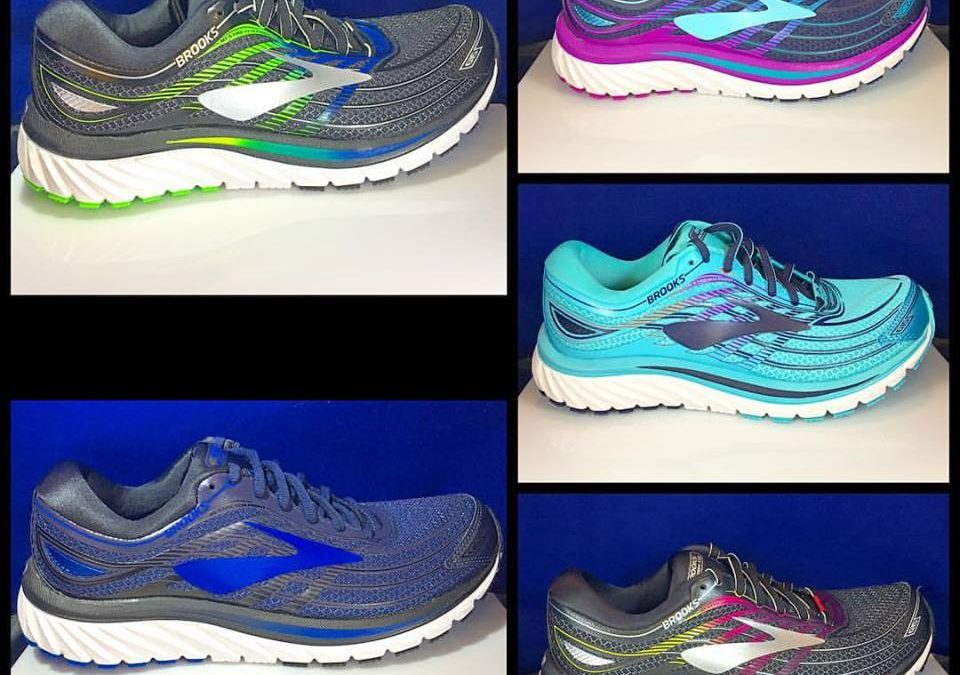 New Brooks Running Shoes | Glycerin 15 | Houston, Texas