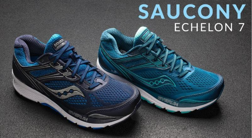Shoe of the Month: Saucony Echelon 7