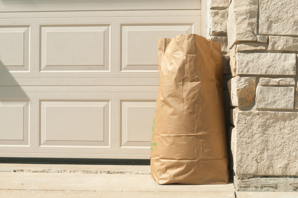 Residential compost pickup services