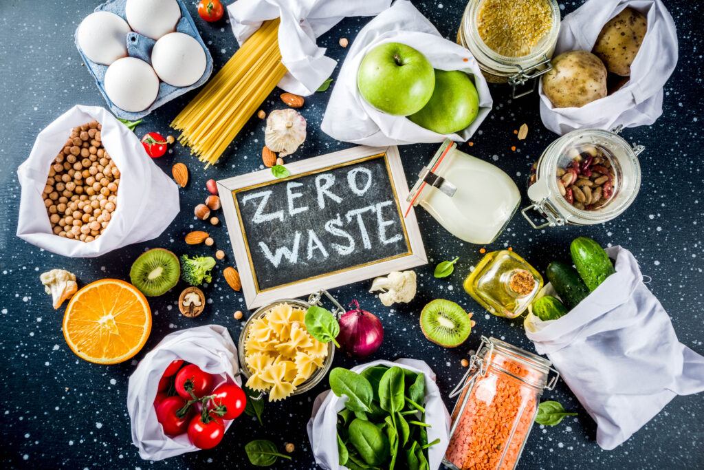 Composting is part of the zero-waste lifestyle