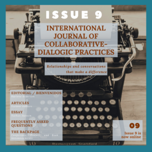 International Journal of Collaborative-Dialogic Practices