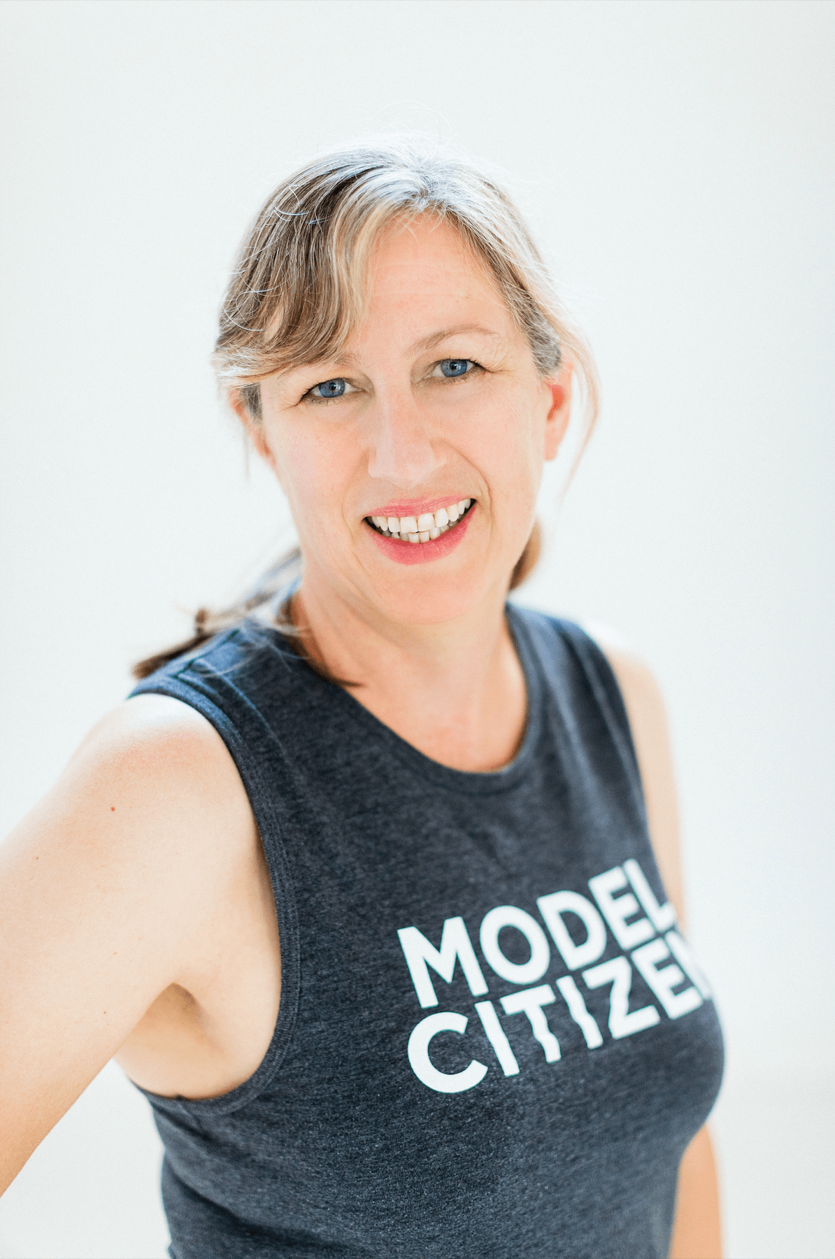 Amy loves how Pilates helps correct imbalances in our bodies and gets people stronger, whether the goal is to get through the day with less pain or to run a marathon!