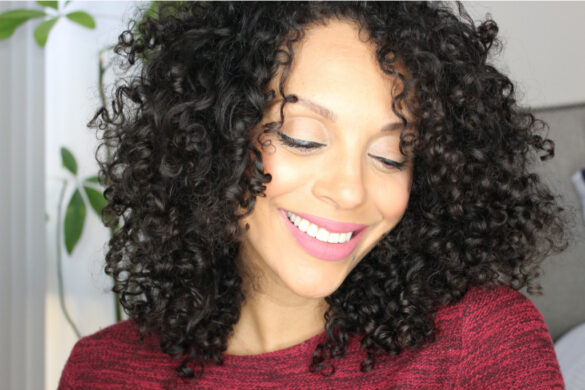 Winter Wash and Go Routine
