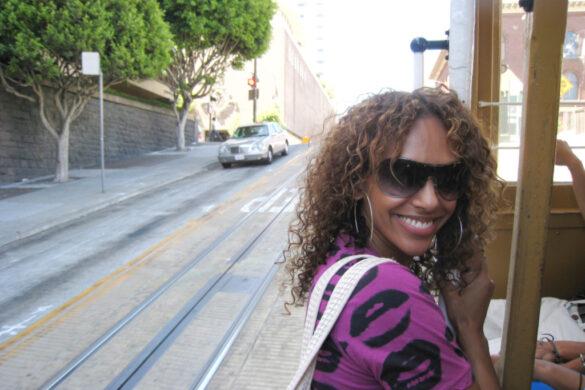 transitioning curls