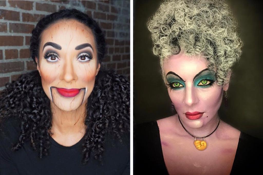 Last Minute Halloween Ideas for Curly Hair