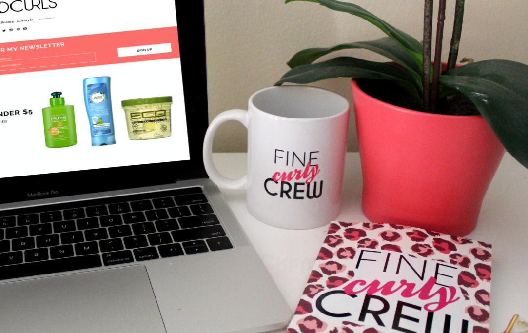 Fine Curly Crew Coffee Mug