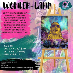 Wonder-Land Virtual Tickets