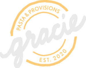 Gracie Pasta and Provisions Pass A Grille FL Logo