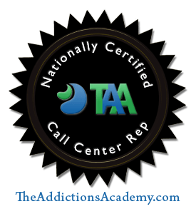 Call Center Rep - IAAP Approved Course