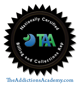 Certified Billing and Collections Rep - IAAP Approved Course