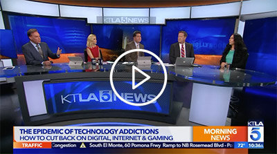 The Epidemic of Technology Addictions With Dr. Cali Estes