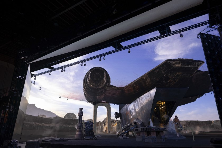Virtual Filmmaking defines Hollywood Reopening