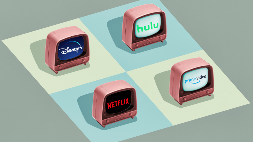 Disney and Hulu, among leading Steamers that Boost TV Advertising during Quarantine