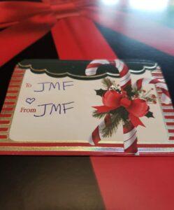 JMF Present