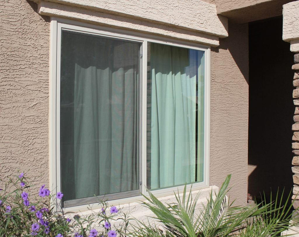 Stucco Window Opening After