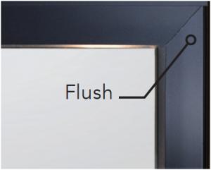 Flush Frame