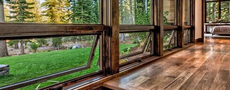 Premium Clad-Wood Windows