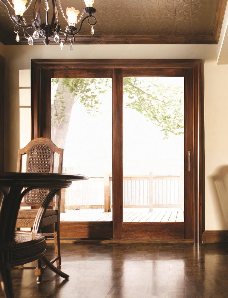 Premium Series Lift and Slide Door