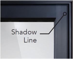 Shadow Line Frame