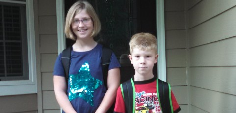 A Work-at-Home Mom's Love/Hate Relationship with Going Back to School