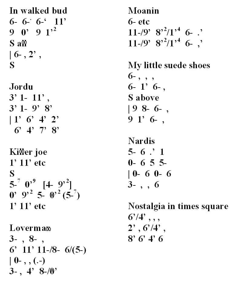 chord chart 3