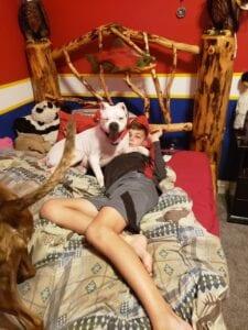 Lexie & Kratos IMG_5197