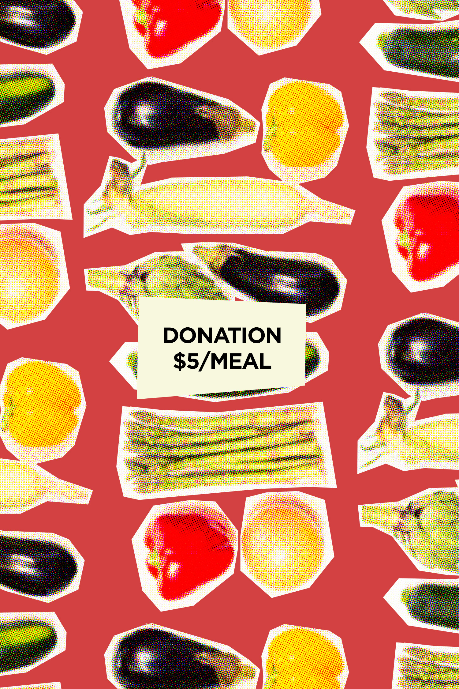 Donate Meals!!