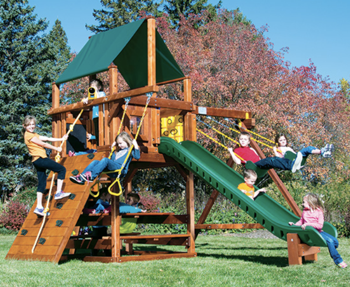 Fiesta Clubhouse Playsets Gotta Play