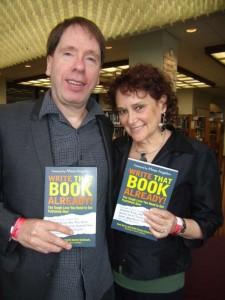 Sam Barry and Kathi Kamen Goldmark