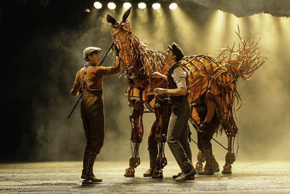 AW 06 War Horse