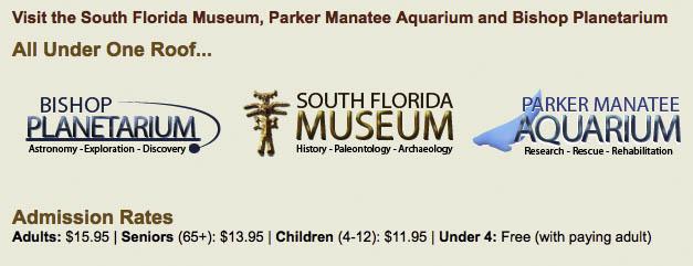 AW 10 South Florida Museum