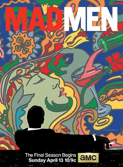 Mad Men Poster  -- Photo: amc.com