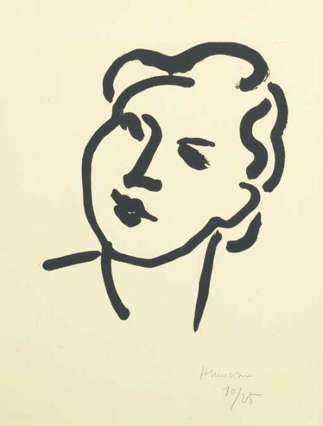 09_Matisse - Nadia au visagerond